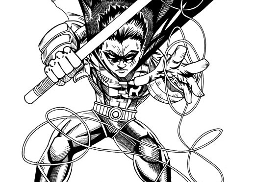 Robin finished inks
